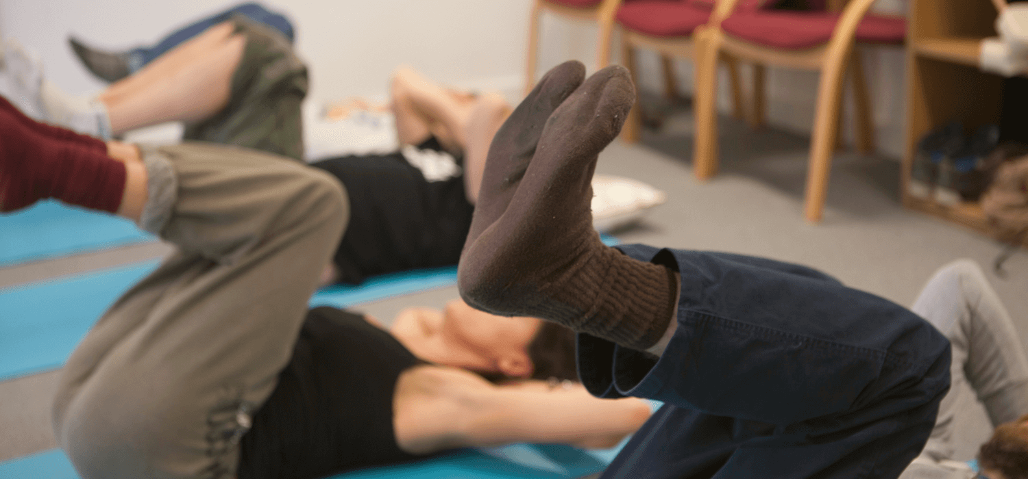 Oxford Recovery Therapies Yoga for Recovery, Trauma, Substance Misuse