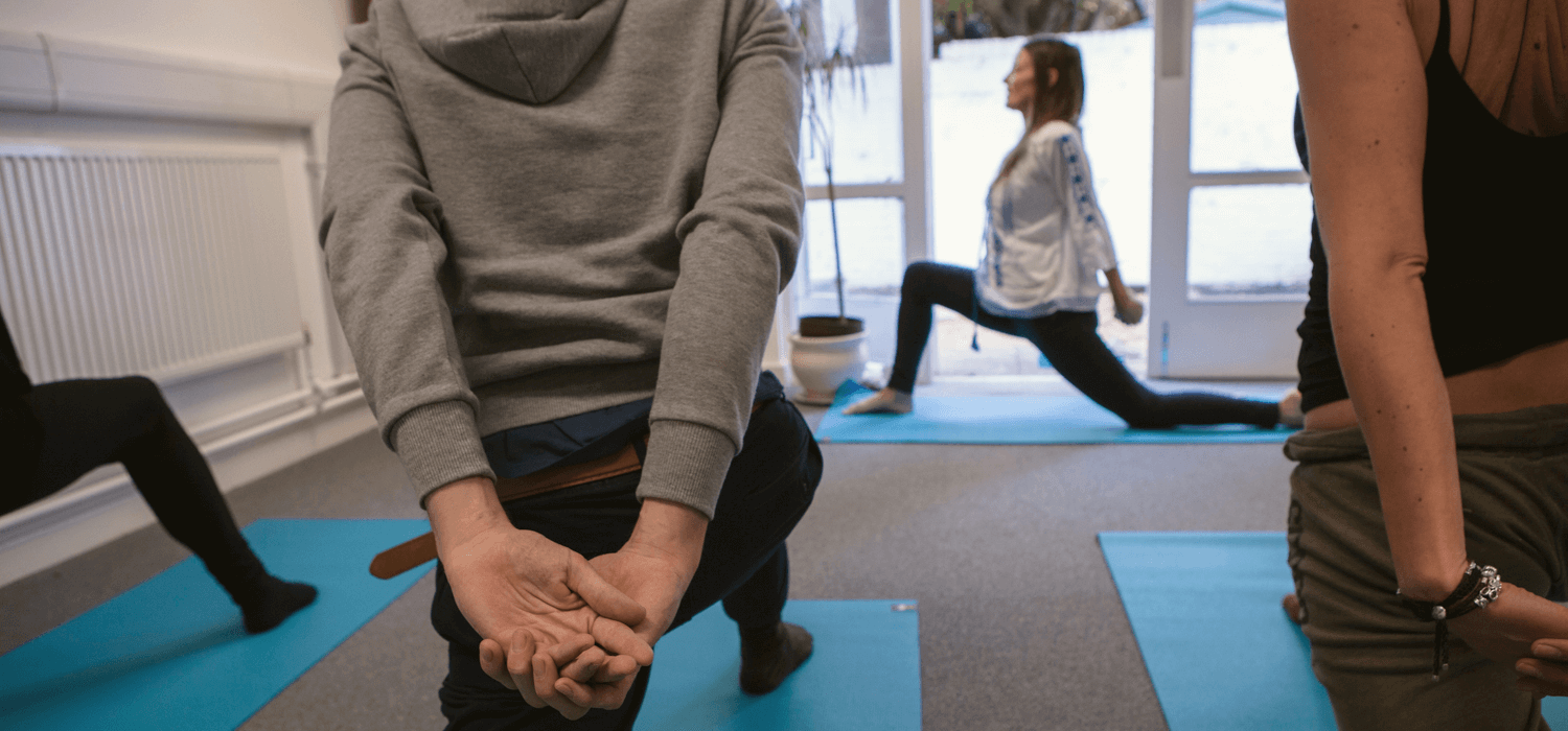 Yoga Training for Recovery, Oxford